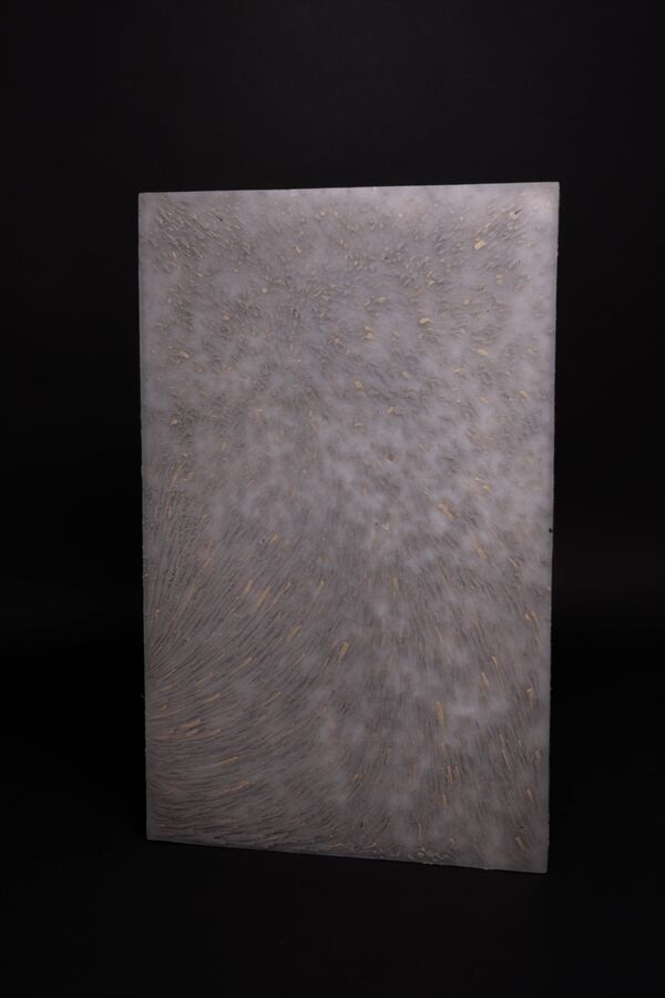 RECYCLED PLASTIC SHEET from PP (80x50cm)